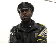 Police officer 3728 freedom march DBH