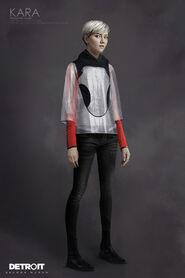 Kara clothes artwork 5