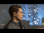 Connor kills Himself in Battle for Detroit