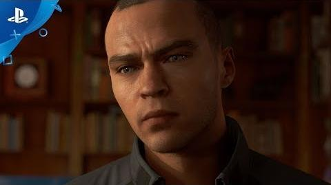 Detroit- Become Human – Markus - PS4