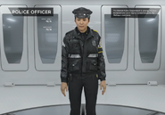 Police officer extras gallery female chen