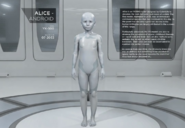 Alice Android Gallery DBH