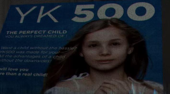 YK500