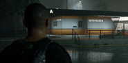 CyberLife Warehouse Security Office