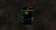 DX1 gas grenade