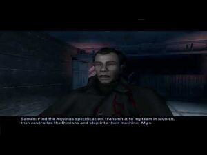 Deus Ex- Invisible War (2003) - Liberty Island (Part 1) (New York) -4K 60FPS-