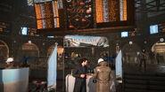 Ruzicka station interior
