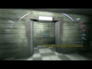 Deus Ex- Invisible War (2003) - WTO Hangar (Upper Seattle) -4K 60FPS-