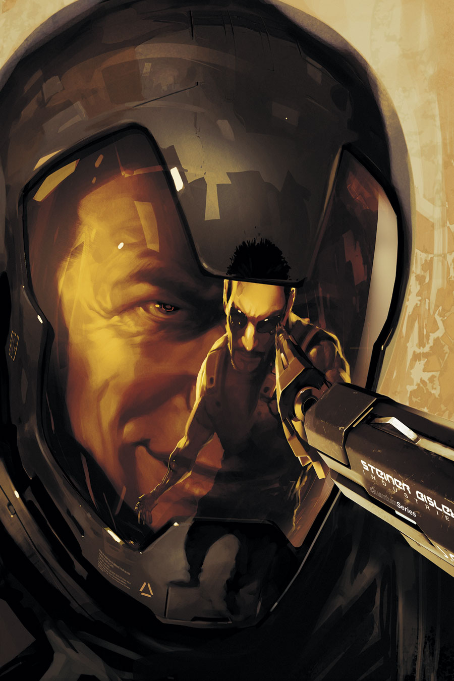 Deus Ex: Human Revolution - The Extinction Agenda!