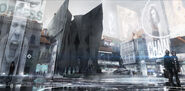Prague concept art