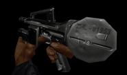 DX Assault Rifle 1st person model