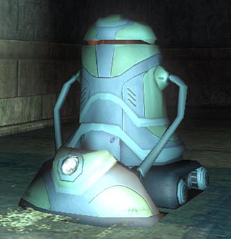 Big cleaner bot