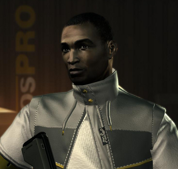 Image of MCB Gang Leader