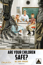 Are Your Children Safe poster