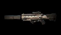Combat rifle silencer DXMD