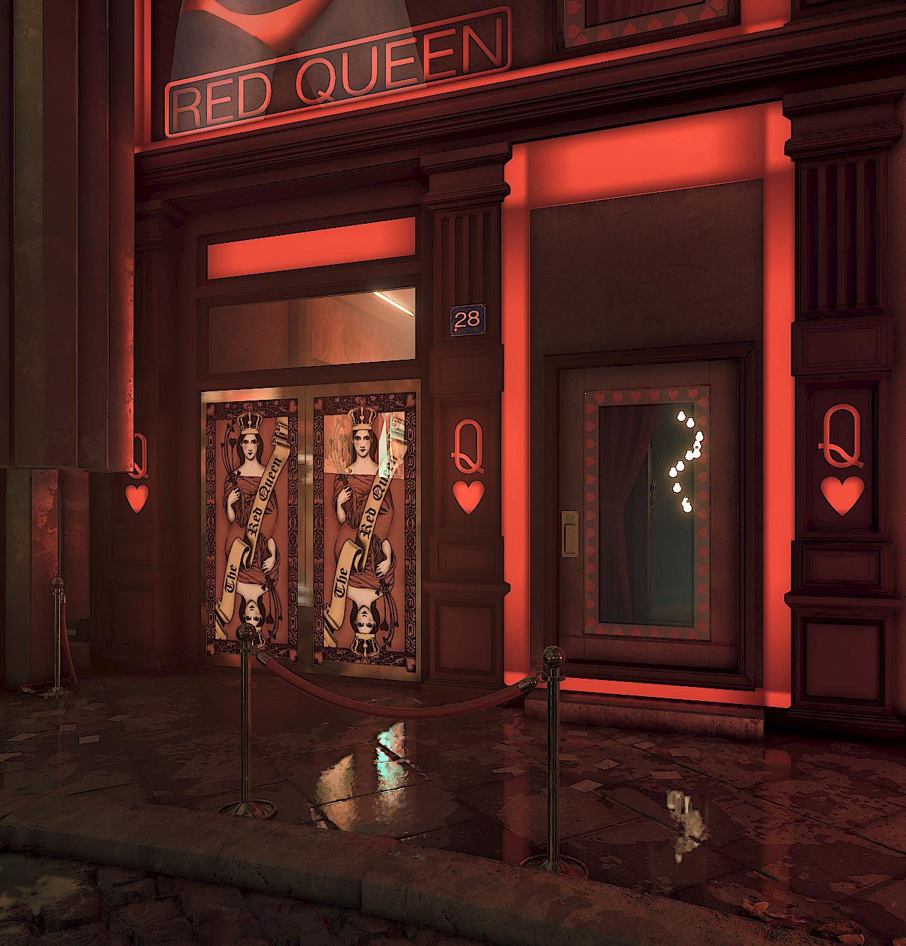 Клуб «Красная Королева»