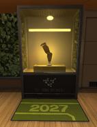 TYM 2027 display