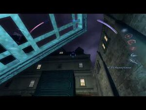 Deus Ex- Invisible War (2003) - Black Gate Ruins (Part 2) (Trier, Germany) -4K 60FPS-