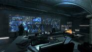 Task Force 29 HQ briefing room