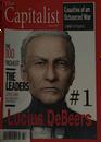 DeBeers magazine cover