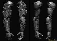 Shadow Operatives arm sculpt1