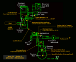 Area 51 Sector 3 annotated map