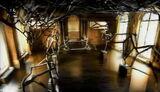 Zhao Yun Ru penthouse sculptures concept