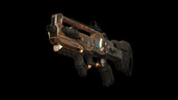 Elite combat rifle angle DXMD