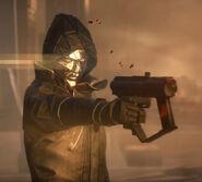 Shadow operative (dubai mission cutscene)
