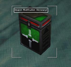 Weapon modifications (DX)