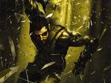Комиксы Deus Ex: Human Revolution