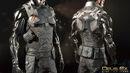 Adam Jensen MD combat suit render