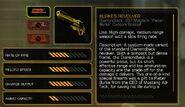 Golden Revolver Description