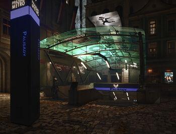 Image of Palisade Station