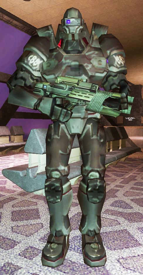 Templar V68A power armor