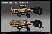 Elite rifle concept