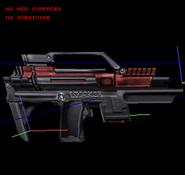 DeusEx-InvisibleWar-Xbox-Model-AssaultSMG2