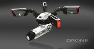 DX GO Drone concept