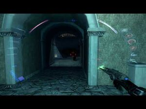 Deus Ex- Invisible War (2003) - Templar Compound (Part 1) (Trier, Germany) -4K 60FPS-