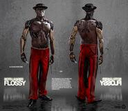 Frederick Flossy concept full length