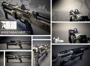 DXHR Widowmaker TX shotgun concept