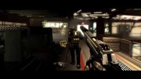 Deus Ex Human Revolution - Gameplay Trailer