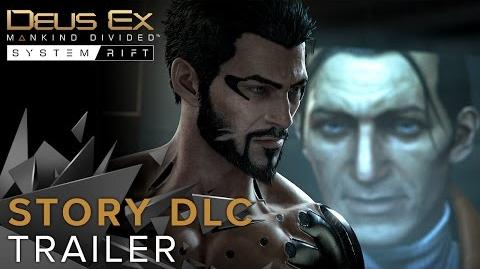 NA Deus Ex Mankind Divided – System Rift Launch Trailer