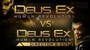 Deus Ex Human Revolution Director's Cut vs The Original Version Graphics Comparison