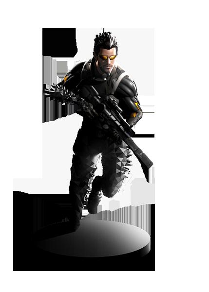 Melaina chole/Игроки могут выбрать состав коллекционного издания Deus Ex: Mankind Divided