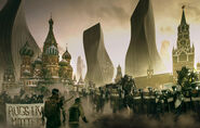 Moscow Cities of 2029 DXMD