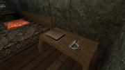 Adept34501 Bedside Table