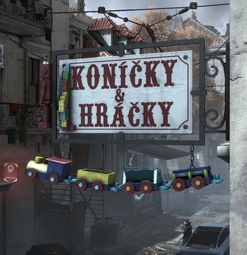 Image of Koníčky & Hračky