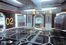 Palisade Blade server area concept