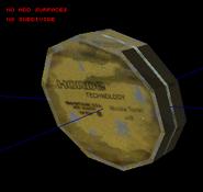 DeusEx-InvisibleWar-Xbox-Model-TurretLauncherPuck
